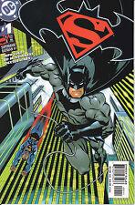 SUPERMAN & BATMAN  N°  1 (COVER B) Albo in Americano