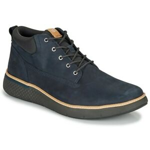 Timberland - Cross Mark PT Chukka TB0A222F019 Navy Size 8.5