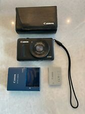 Canon PowerShot S100 12.1 MP Digital Camera with 5x Wide-Angle Optical