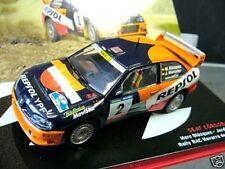 SEAT Cordoba WRC Rallye Biazquez Repsol #2 Spanien 2001 IXO Altaya 1:43
