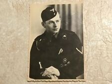 KGB SEIZED German SS Soldier &  IRON CROSS archive stamped signed LOT RARE