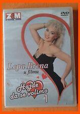 HAJDE DA SE VOLIMO DVD Lepa Brena & Slatki Greh Film no.1