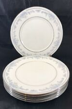 """Lenox Reverie Cosmopolitan Collection Set Of 6 8"""" Salad Plates Made In USA"""