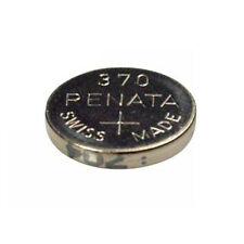 #370 (SR920W) Renata Mercury Free Watch Batteries - Strip of 10