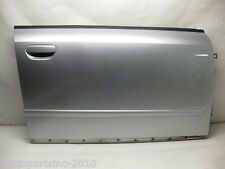 2004 Audi A4 Door Shell  Front Right Silver LY7W OEM 02 03 04 05