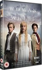 THE WOMAN IN WHITE (2018): BBC TV Season Wilkie Collins Series -  DVD NEW UK