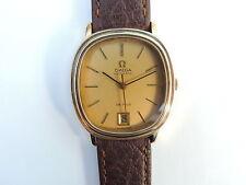 Ovale polierte mechanisch - (automatische) Armbanduhren mit Datumsanzeige