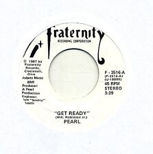 Pearl 45 Get Ready - Private Freestyle / Electro Boogie - HEAR