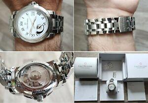 Carl F. Bucherer Patravi 10616.08A Automatic Power Reserve 38mm Swiss Watch