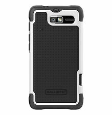 Ballistic SG1075-M385 Case for Motorola Droid RAZR M aka XT907 - Black/White