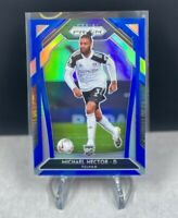 2020-21 Panini EPL Soccer Prizm MICHAEL HECTOR BLUE ROOKIE #290 - 108/199 NEW