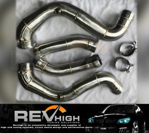2015+ Mercedes Benz AMG C63S W205 Downpipe Down Dump Pipe Exhaust Tune