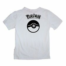 Pokemon Nintendo Cards Pickachu Ball Monsters Shirt - Sizes S-XL Various Colours