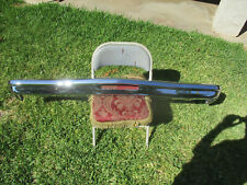 1973 73 Ford Maverick Front Bumper NEW TRIPLE PLATING CHROME one year only comet