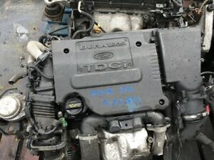 2008 FIESTA 1.6 DIESEL ENGINE HHJB MILEAGE 85K FULL CAR IN FOR SPARES BREAKING