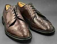 ALLEN EDMONDS - MACNEIL SHELL CORDOVAN - US 10,5- EXCELLENT CONDITION