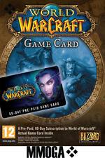 World of Warcraft Tarjeta de prepago 60 días WOW Código de tiempo del juego - ES