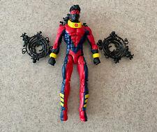 Marvel Legends Hasbro Strong Guy BAF Series Sunspot Action Figure