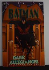 Batman: Dark Allegiances (DC, 1996) Elseworlds, Graphic Novel