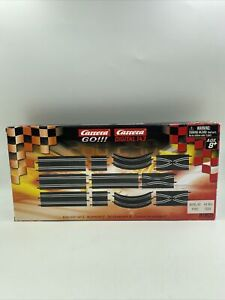 Carrera Go!!! Extension Set #2 - 11Piece Track Expansion Accessory Pack Open Box