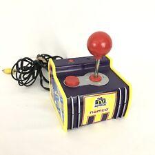 Namco 5 in 1 Plug and Play TV Game Arcade Jakks 2003 Pac-Man Galaxian Dig Dug