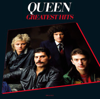 cd Queen Greatest Hits