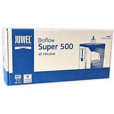 Juwel BioFlow Super Media Filter Heater Kit 500 Set Basket Kit Aquarium Fish