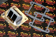 Vito's Performance billet Bullseye Reed Cages + carbon flex reeds Blaster 200