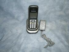 Panasonic Dect 6.0 Kx Tga641 1.9 Ghz Cordless Phone Dock, Handset & Ac Adapter