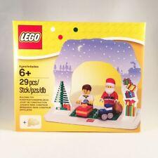 LEGO SANTA MINIFIGURE SET CHRISTMAS LIMITED EDITION 850939