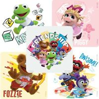 Muppet Babies Stickers x 5 - Muppets Stickers - Disney Junior - Birthday Party