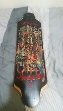 Landyachtz Prophecy Downhill/Freeride longboard deck