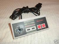 Original Nintendo NES Controller / Gamepad, voll funktionsfähig
