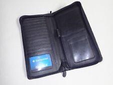 New Listingsamsonite Leather Business Card Pen Envelope Case 9 12 X 5 X 1 14