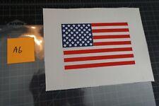 NASA Apollo AV7L Beta Cloth American Flag - Real!
