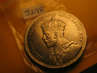 Canada 1935 Silver Dollar High Grade IDJ298.