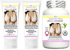 Breast Firming Enlargement Enhancement Cream Capsules Firmer Breasts Bust Lift