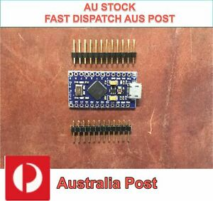 Arduino Pro Micro Atmega32U4 5V/16Mhz - Brisbane Stock - Fast Dispatch