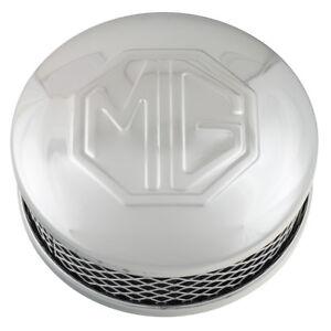 "MG Air filter - SU Carburettors 1-1/2"" - MG Logo - Tourist Trophy   GAC1055X"