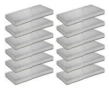 12 Foam/Sponge Filter Media Pads For Fluval U2