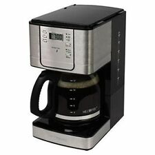 Mr. Coffee Jwx Series 12-cup Programmable Coffeemaker, Stainless Steel, JWX31