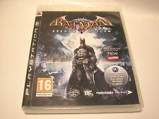 playstation 3 Batman Arkham Asylum  PS3
