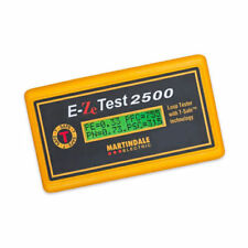 Martindale Marez2500 Non Trip Earth Loop Tester