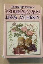 The Best Fairy Tales of the Brothers Grimm and Hans Andersen