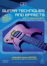Guitar Techniques and Effects with 72 Demonstrations (DVD & CD)