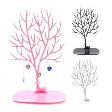 Elegant Jewellery Display Holder Tree Stand Earring Necklace Bracelet Ring Tray*