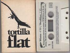 TORTILLA FLAT - Winter - cassette single - 1991 - RARE