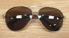 Kenneth Cole Reaction (KC1184) Women's Brown & Gold Tone Women's Sunglasses
