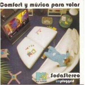 Soda Stereo - Comfort Y Musica Para Volar: MTV Unplugged [Clear Vinyl] [New Viny