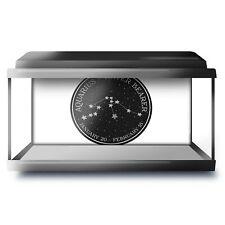 Fish Tank Background 90x45cm BW - Aquarius Constellation Star Horoscope  #40742